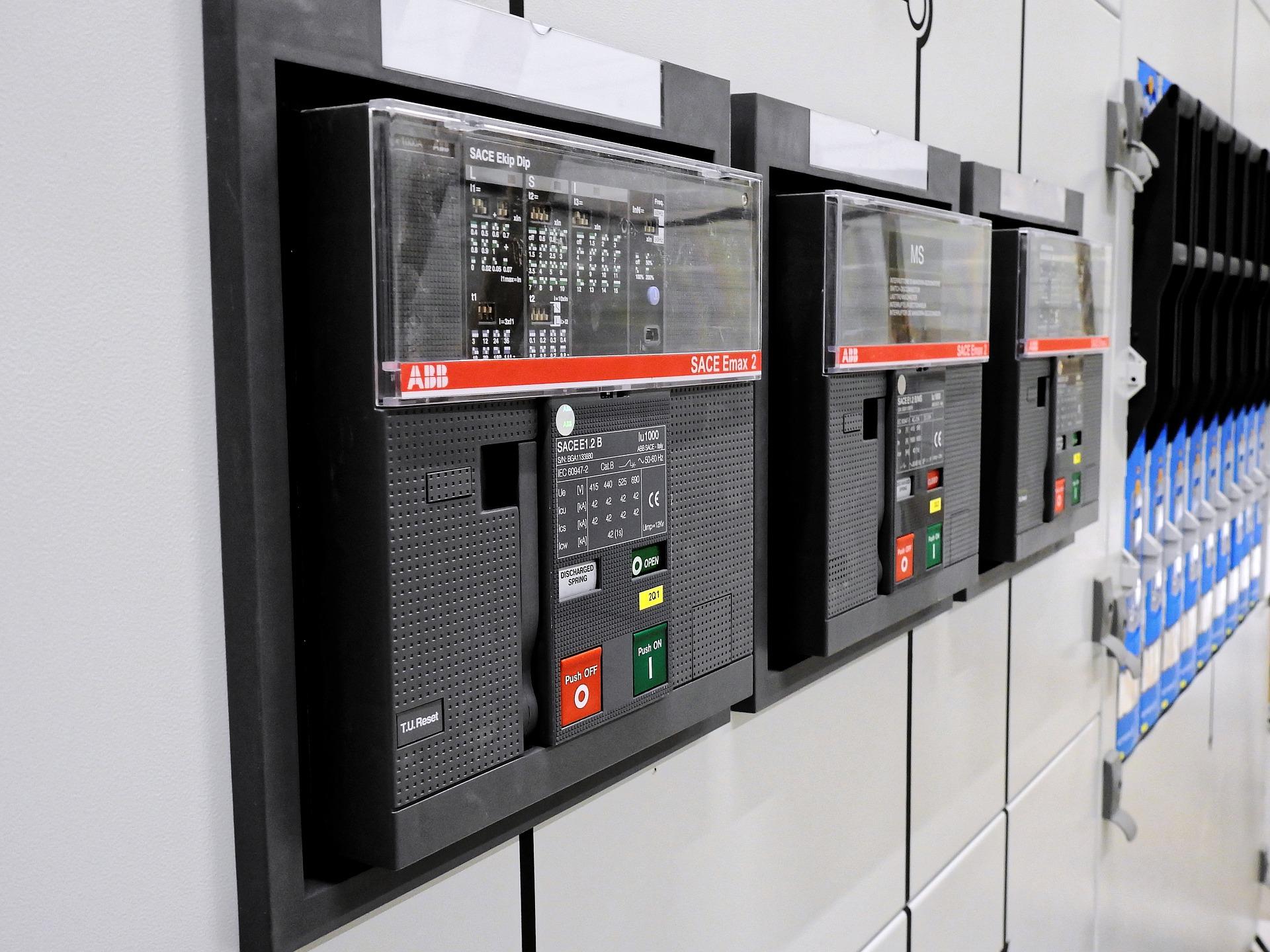 Industrial Switchgear sales